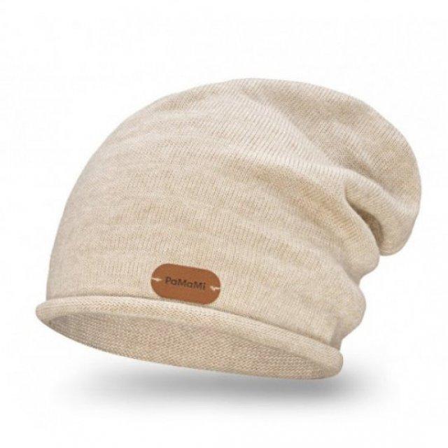 Soe ja pehme beanie müts naistele