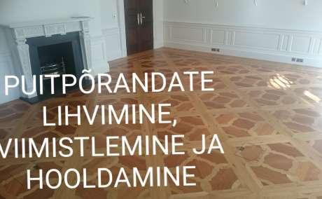 Põrandatööd